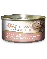 Applaws Cat Tin Senior Tuna & Salmon 70g