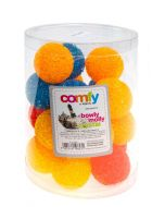 Comfy Toy Bowly Molly ball CRYSTAL 5 cm