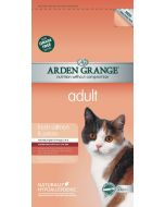 Arden Grange cat adult salmon