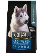 Cibau Sensitive Fish&Rice 2,5kg