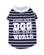 Doggy Dolly Coolest t-paita, blue