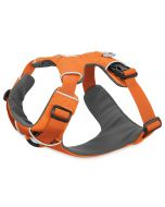 RW Front Range harness orange poppy