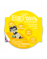 Little Big Paw Cat Tender Chicken Mousse 85