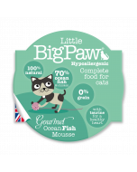 LBP Cat Atlantic Ocean Fish Mousse 85g
