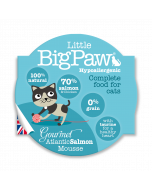 LBP Cat Atlantic Salmon Mousse 85g