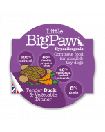 LBP Dog Duck & Vegetable Dinner 85g