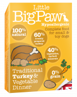 LBP Dog Turkey & Vegetable Dinner 150g
