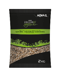Aquael Natural Multicolored GRAVEL
