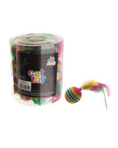 Comfy Toy Bowly Molly BALL feather 3,5 cm