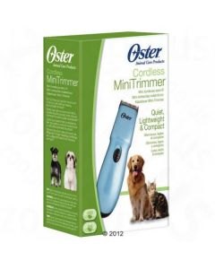 Oster Cordless Mini trimmer