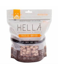Mush Hellä freeze-dried Nauta 250g