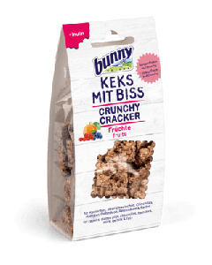 Bunny Crunchy Cracker fruit 50g