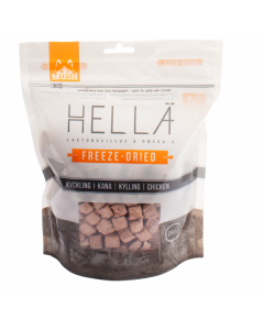 Mush Hellä freeze-dried Kana 250g