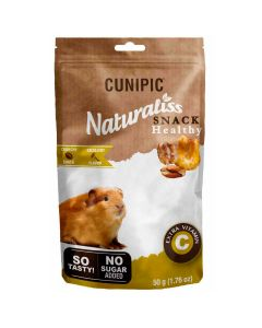CUNIPIC Snack naturaliss Healthy C-vitamin snack 50g
