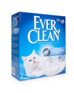 Ever Clean Unscented  Extra Strong 6l