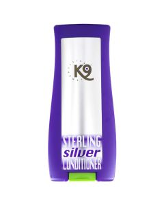 K9 Sterling silver hoitoaine 300ml