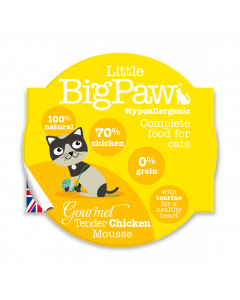 LBP Cat Tender Chicken Mousse 85